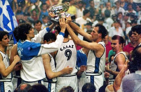 Η κληρονομιά του έπους του 1987 στον ελληνικό αθλητισμό