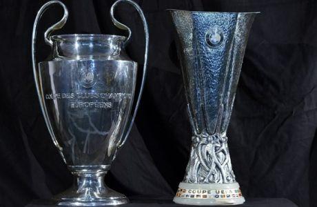 Ανακοινώθηκαν οι αλλαγές σε Champions League και Europa League
