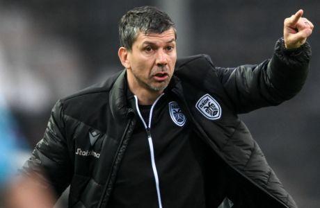Ο Πάμπλο Γκαρσία παρέταξε τον ΠΑΟΚ με 3-4-3 στο ντέρμπι με τον Ολυμπιακό για την 4η αγ. των playoffs της Super League Interwetten και το τελικό 2-0 δικαίωσε την επιλογή του να επιστρατεύσει το πλάνο του προκατόχου του, Αμπέλ Φερέιρα.