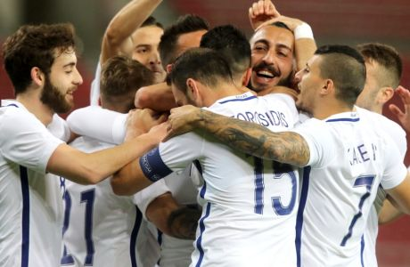 Ελλάδα - Μαυροβούνιο 2-1