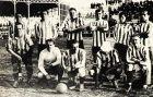 Η Εθνική Αργεντινής στο πρώτο Copa América του 1916.