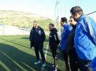 Ο προπονητής της Εθνικής νεανίδων στον Α.Ο. Περσέα Σύρου
