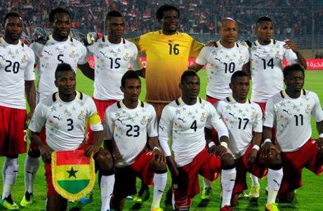 Ο Ίνκουμ πάει Μουντιάλ με τα υπόλοιπα αστέρια της Γκάνας