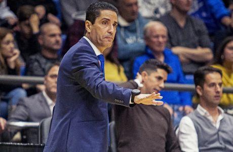 Ο Γιάννης Σφαιρόπουλος είναι σκληρός ακόμη κι όταν η διαφορά για τη Μακάμπι είναι στους 15 πόντους