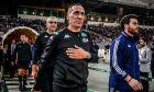 Ο προπονητής του Παναθηναϊκού, Γιώργος Δώνης, πριν από την αναμέτρηση με τον Ολυμπιακό για τη Super League 1 2019-2020 στο Ολυμπιακό Στάδιο, Κυριακή 22 Σεπτεμβρίου 2019