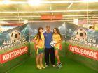 Η Κωτσόβολος έπαιξε μπάλα από το 1ο λεπτό της Κορυφαίας Ποδοσφαιρικής Διοργάνωσης