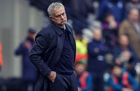 Ο Ζοζέ Μουρίνιο επέστρεψε στην Premier League και η Τότεναμ βρήκε την πρώτη εκτός έδρας νίκη της
