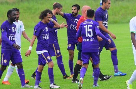 VIDEO: Το πρώτο γκολ του Μπεργκ με την Αλ Αΐν