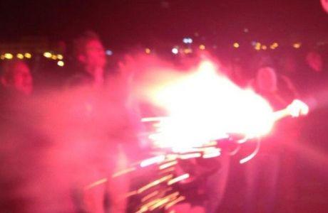 Μεταμεσονύχτιο πάρτι στη Νάξο (VIDEO)