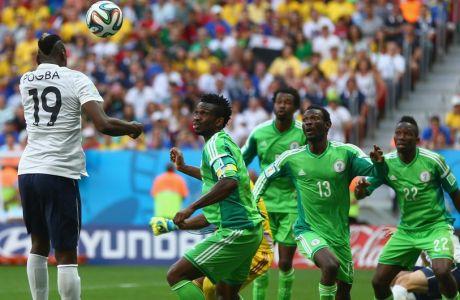 Γαλλία - Νιγηρία 2-0