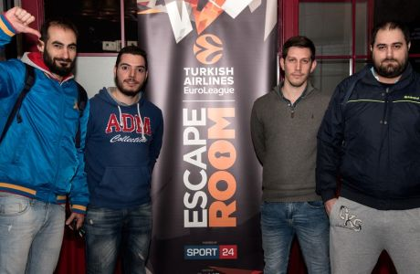 Το μέγα φιάσκο του Contra.gr στο Euroleague Escape Room