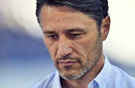Ο Νίκο Κόβατς δεν ένιωσε ποτέ ασφαλής στην Μπάγερν
