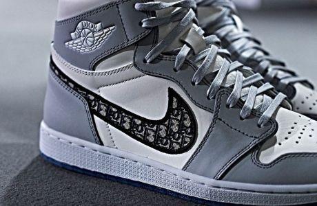 Τα νέα Nike Dior Air Jordan