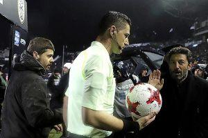 Ο Αρετόπουλος κατέγραψε το περιστατικό στο φύλλο αγώνα