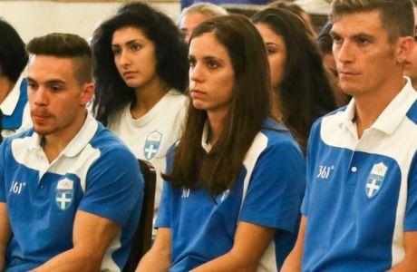 ΚΟΥΙΖ: Μπορείς να βρεις τα αθλήματα των κορυφαίων αθλητών της Ελλάδας;