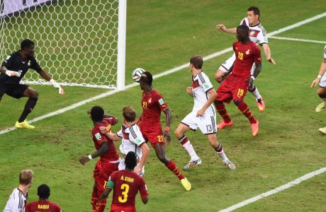 Γερμανία - Γκάνα 2-2