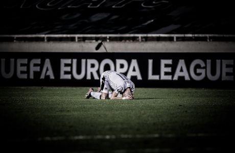 Ο Χρήστος Τζόλης του ΠΑΟΚ σε στιγμιότυπο της αναμέτρησης με την Ομόνοια για τη φάση των ομίλων του Europa League 2020-2021 στο ΓΣΠ, Λευκωσία   Πέμπτη 3 Δεκεμβρίου 2020