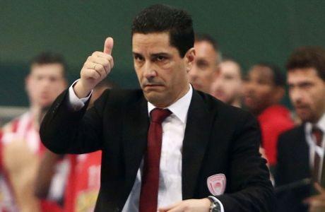"""Τελικοί 2015: Σφαιρόπουλος: """"Δεν θα επαναλάβουμε τα λάθη του παρελθόντος"""""""