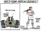 Η νίκη των ΗΠΑ στο Μουντιάλ Γυναικών έγινε διπλωματικό επεισόδιο