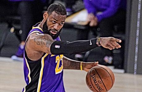 Στα 35 ο ΛεΜπρον Τζέιμς θα διεκδικήσει τον τέταρτο τίτλο της καριέρας του, με την τρίτη διαφορετική ομάδα, στην 10η παρουσία σε NBA Finals, σε 16 σεζόν.