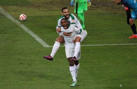 """Τρεις """"Έλληνες"""" πέτυχαν έξι γκολ σε ένα ματς!"""
