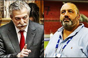Επίθεση Ολυμπιακού μετά τις κατηγορίες Κοντονή