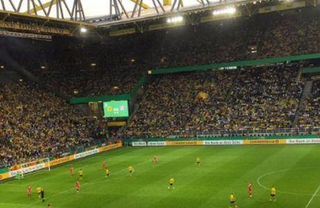 Απίστευτο: 33.450 θεατές σε αγώνα Κ19