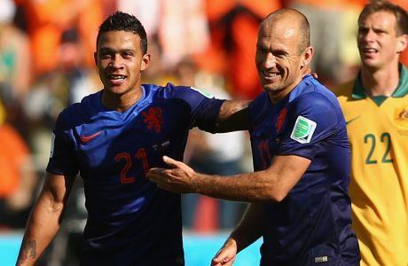 Αυστραλία - Ολλανδία 2-3 (VIDEO)