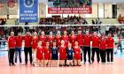 CEV CHALLENGE CUP / ÔÅËÉÊÏÓ / ÌÐÏÕÑÓÁ - ÏÓÖÐ / FINAL / BURSA - OLYMPIAKOS (Eurokinissi Sports)