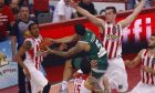 james agravanis olympiakos panathinaikos