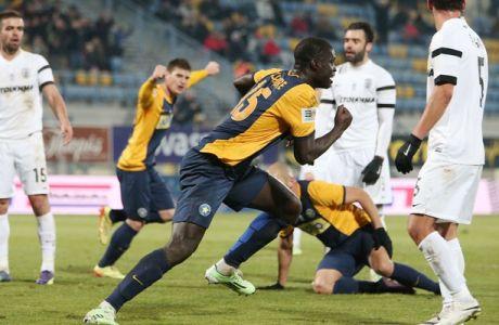 Αστέρας Τρίπολης-ΠΑΟΚ 3-0 (VIDEOS)