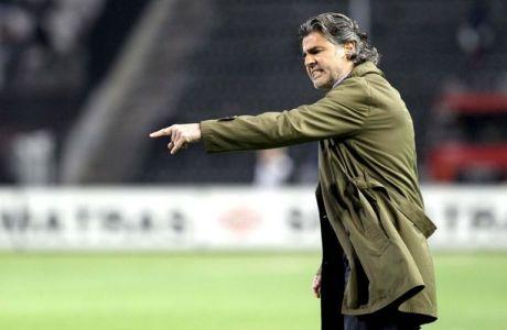 """Τερεζόπουλος: """"Δεν ήμασταν τολμηροί επιθετικά"""""""