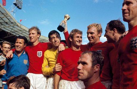 VIDEO: Μισός αιώνας από τον παγκόσμιο τίτλο της Αγγλίας