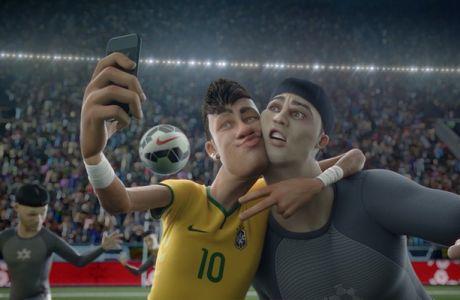 """Η Nike Football παρουσίασε την ταινία κινουμένων σχεδίων """"The Last Game"""""""