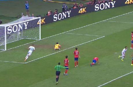 Η Αλγερία κάνει το 3-0