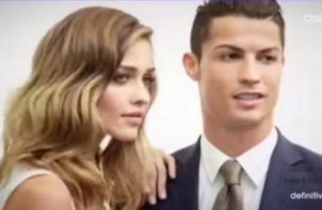 """Αυτή είναι η νέα """"σύντροφος"""" του Ρονάλντο (VIDEO)"""