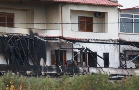 Έτσι ξεκίνησε η φωτιά στο σπίτι του Μπίκα