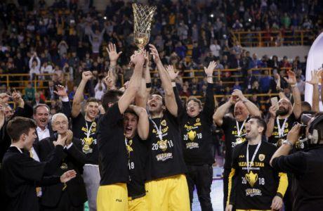 Έτσι θα γιορτάσει το Κύπελλο η ΑΕΚ!