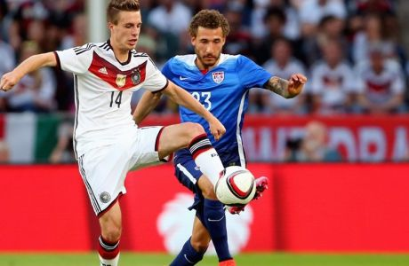 """Οι ΗΠΑ νίκησαν τα """"πάντσερ"""" στην Γερμανία"""