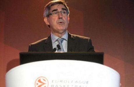 """Μπερτομέου: """"Δεν είμαστε σε πόλεμο με τη FIBA"""""""