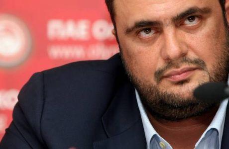 """Μαρινάκης: """"Μεταγραφές για να νικήσουμε παίκτες των 750 ευρώ;"""" Τι είπε για ΠΑΟΚ"""