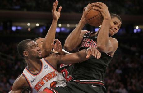 Knicks-Bulls: η εξέλιξη μιας ιστορικής κόντρας