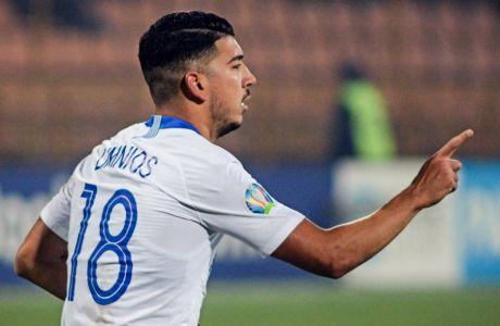 Ο Δημήτρης Λημνιός ήταν ο σκόρερ της Εθνικής στη νίκη επί των Αρμενίων