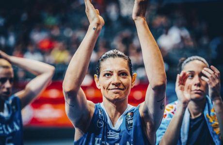 ÅÕÑÙÌÐÁÓÊÅÔ 2017 / ÌÉÊÑÏÓ ÔÅËÉÊÏÓ / ÅËËÁÄÁ - ÂÅËÃÉÏ / EUROBASKET / 3rd PLACE FINAL / GREECE - BELGIUM (ÖÙÔÏÃÑÁÖÉÁ:FIBA.COM)