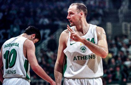 Ο Ντίνο Ράτζα άλλαξε τη μοίρα του ελληνικού μπάσκετ