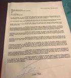 Το απολογητικό γράμμα του Μέσι στη FIFA