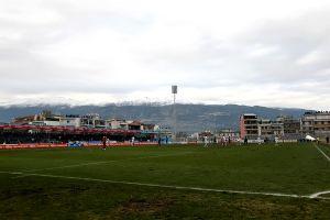 Το μπαλάκι στην Περιφέρεια Ηπείρου για το γήπεδο