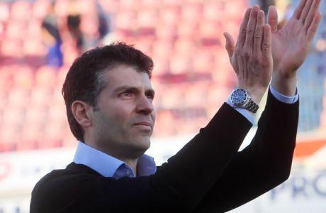 """Χριστόπουλος: """"Θέλω να μείνω αν δοθούν λύσεις"""""""