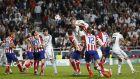 Το γκολ του Σέρχιο Ράμος στις καθυστερήσεις του τελικού του Champions League απέναντι στην Ατλέτικο, που έστειλε το παιχνίδι στην παράταση και έδωσε στη Ρεάλ τον δέκατο τίτλο της στη διοργάνωση (24/5/2014).