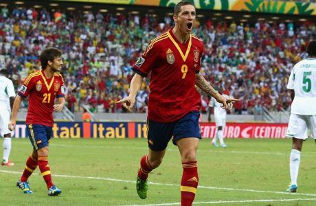 Νιγηρία - Ισπανία 0-3